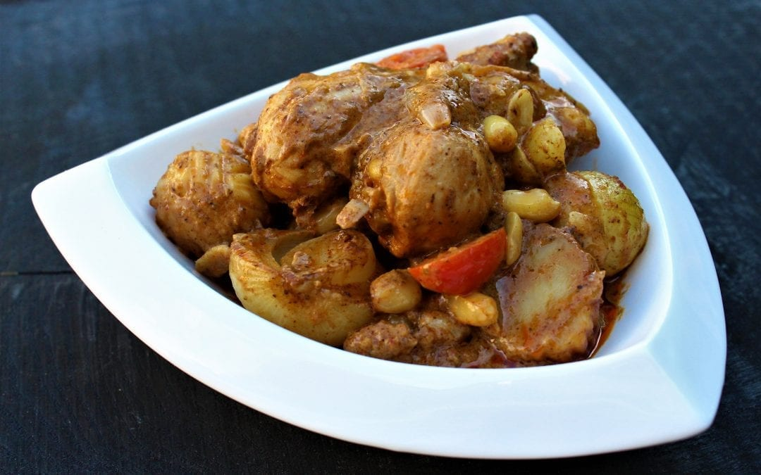 Chicken Drumsticks Massaman Curry