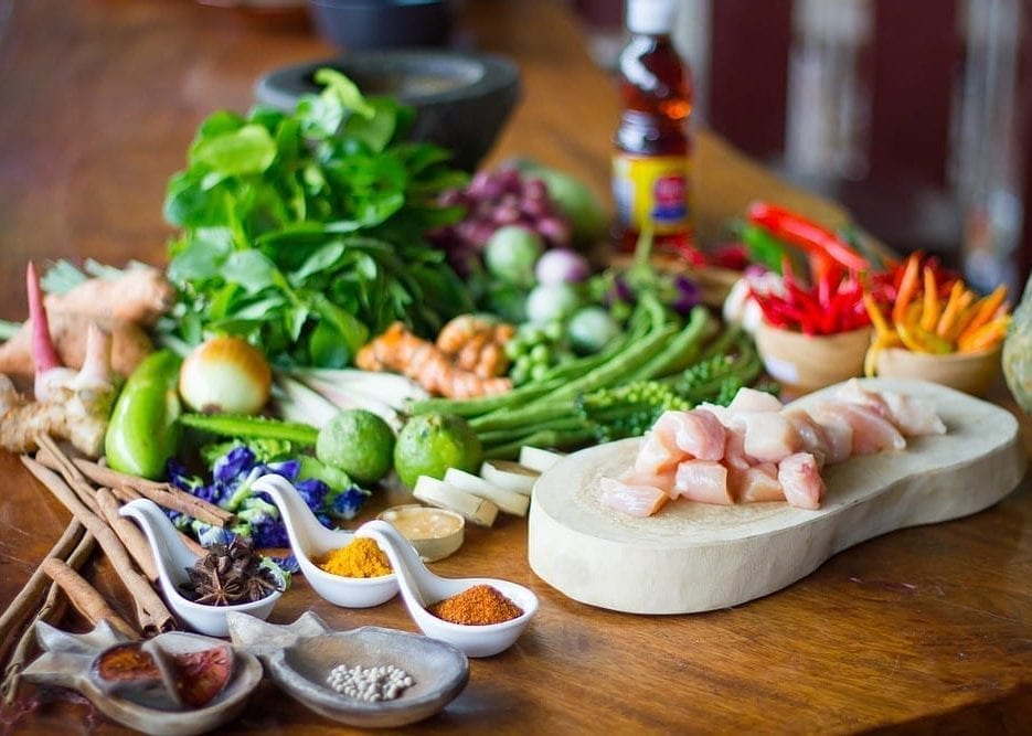 Making the Perfect Thai Curry