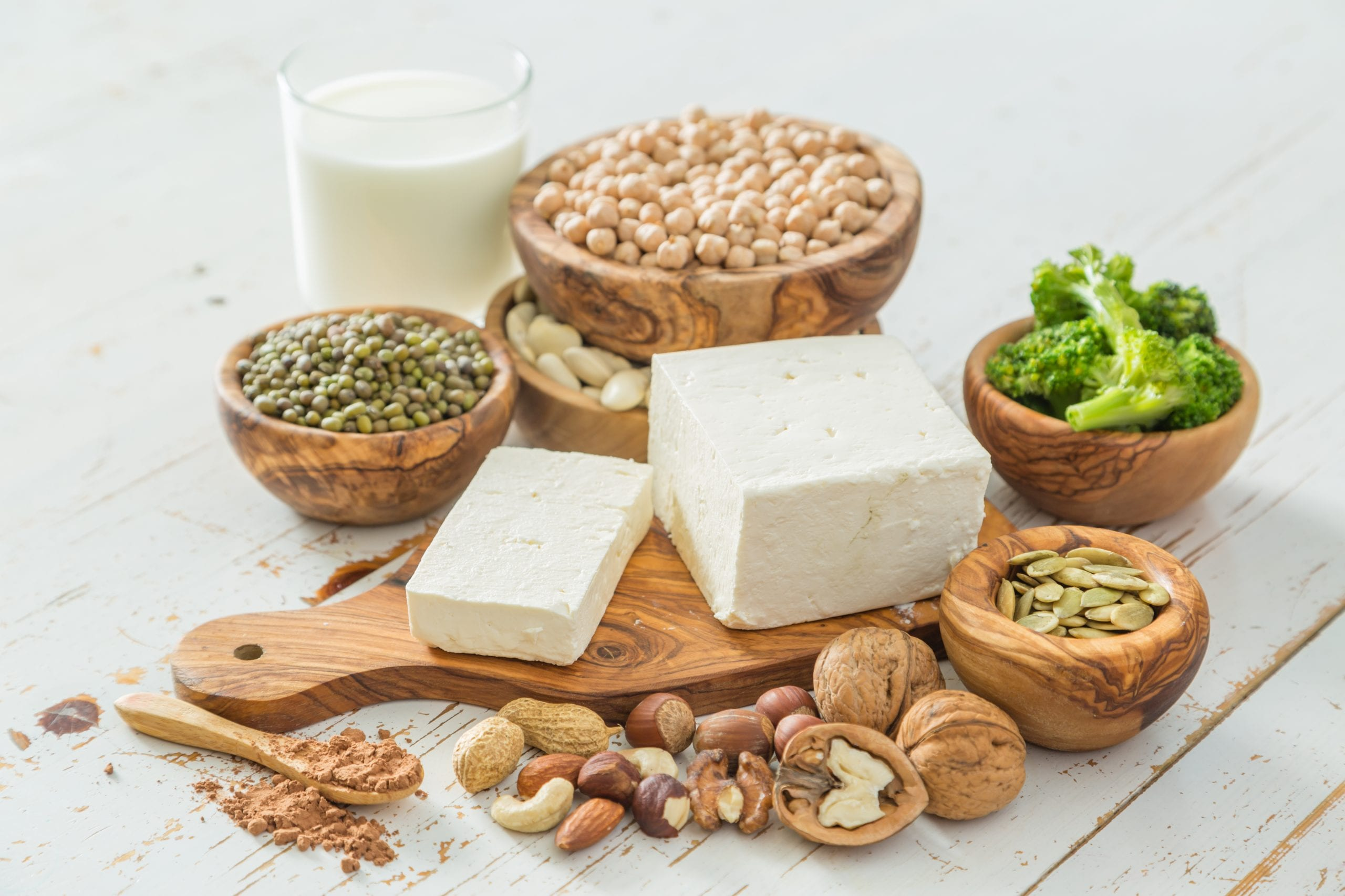 veganuary protein options