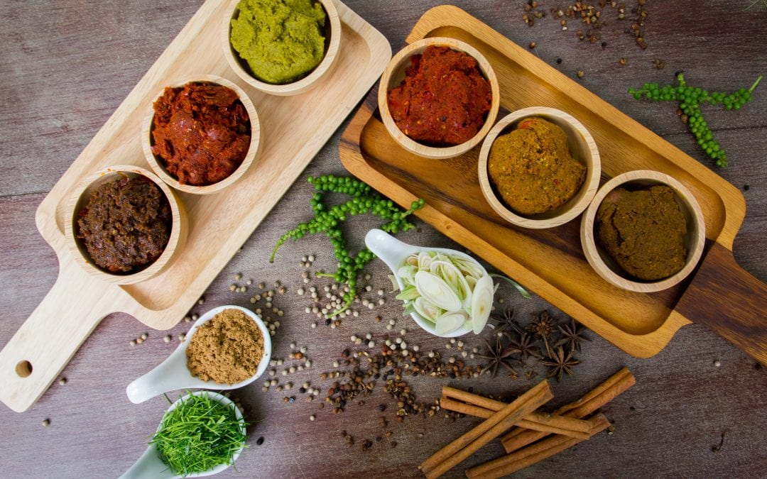 Essential Thai Herbs and Spices