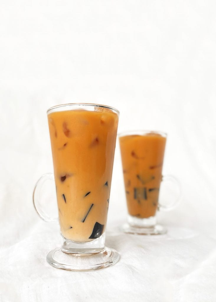 Mae Jum National Tea day Thai Tea