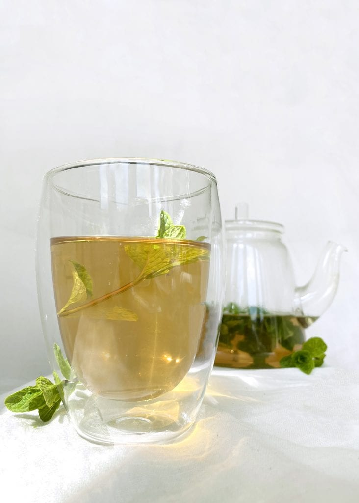 Mae Jum National Tea day Mint Tea